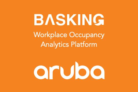 Basking.io Analytics powered by HPE Aruba